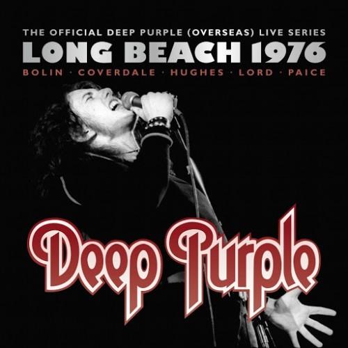 Deep Purple - Live At Long Beach 1976  (2016)