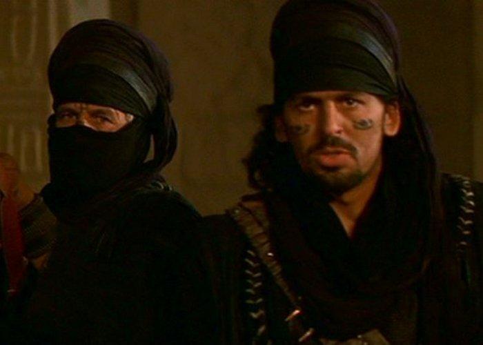 Они появились в нескольких фильмах серии «Мумия».