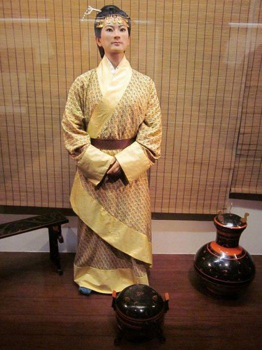 Реконструкция прижизненного внешнего облика Синь Чжуй.